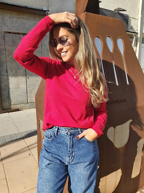 Jersey Vilna Rojo