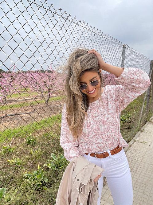 Blusa Brera Rosa