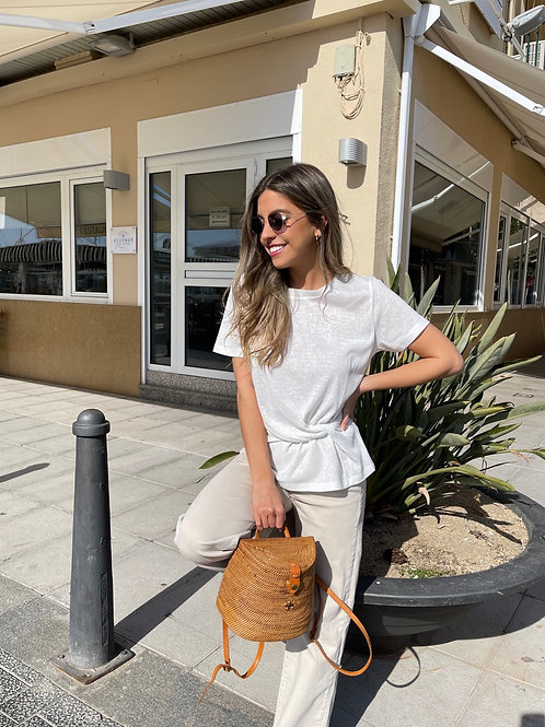 Camiseta Halles blanca