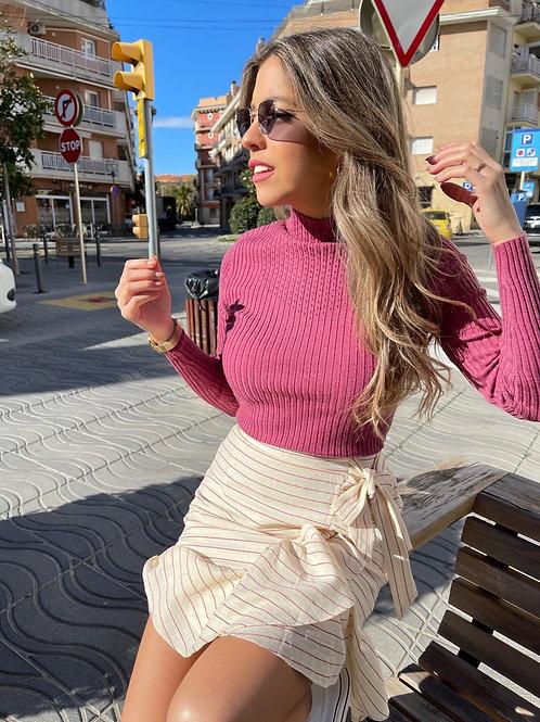 Falda Longisland Amarilla
