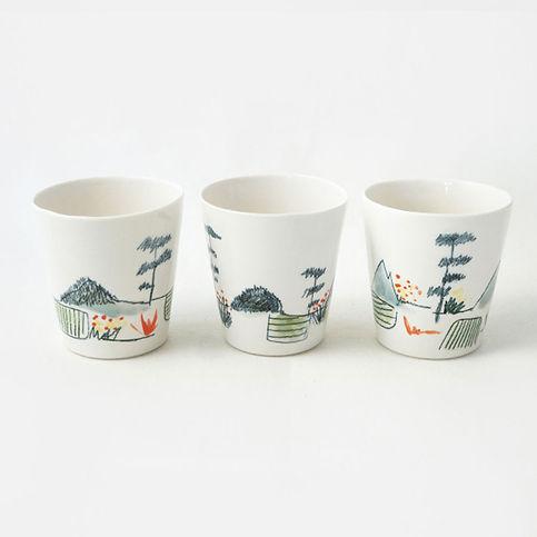 Caroline Prévost ceramic ceramique Lille