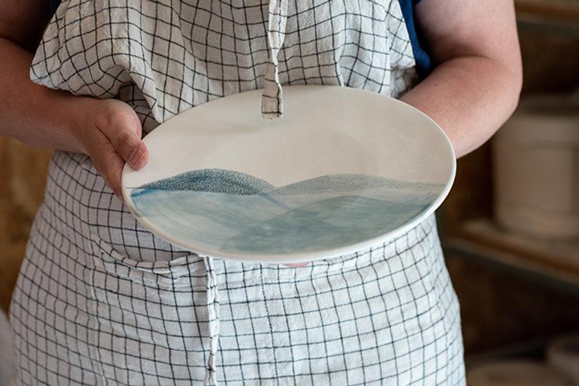 portrait artisan le fil rouge ceramique contemporaine  roubaix lens louvre lens exposition
