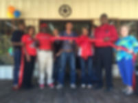 Westside Package Store Ribbon Cutting