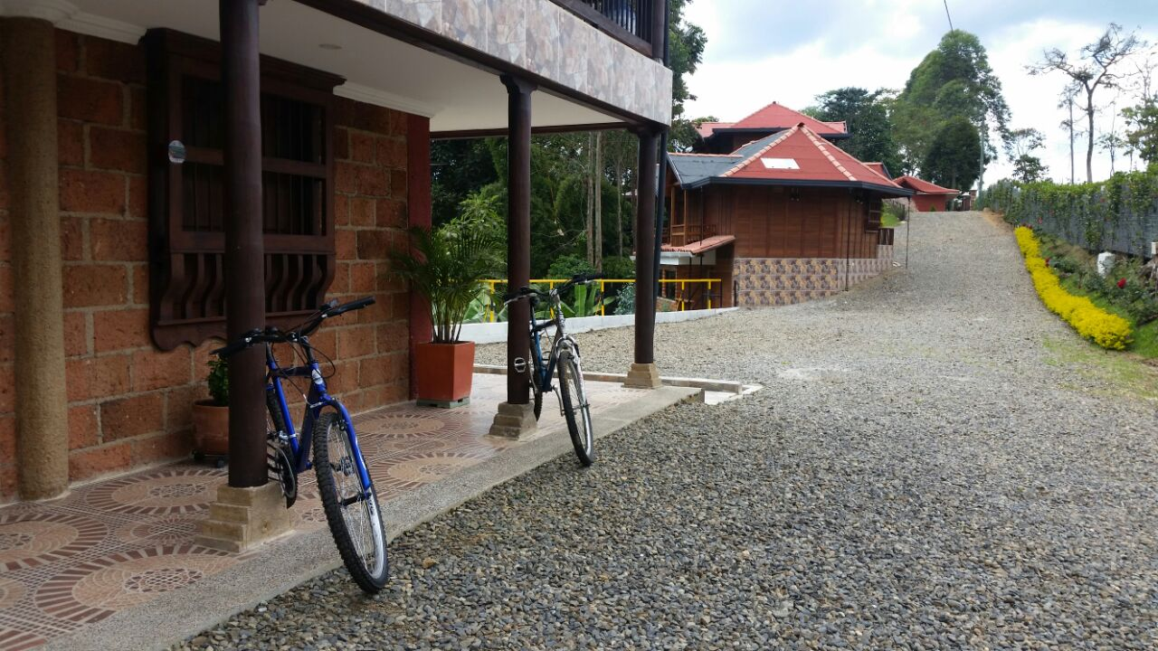 Servicio recreativo - Bicicletas