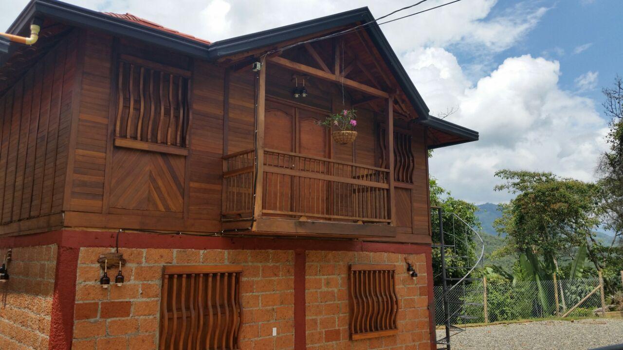 Cabaña San Anael - Vista Exterior