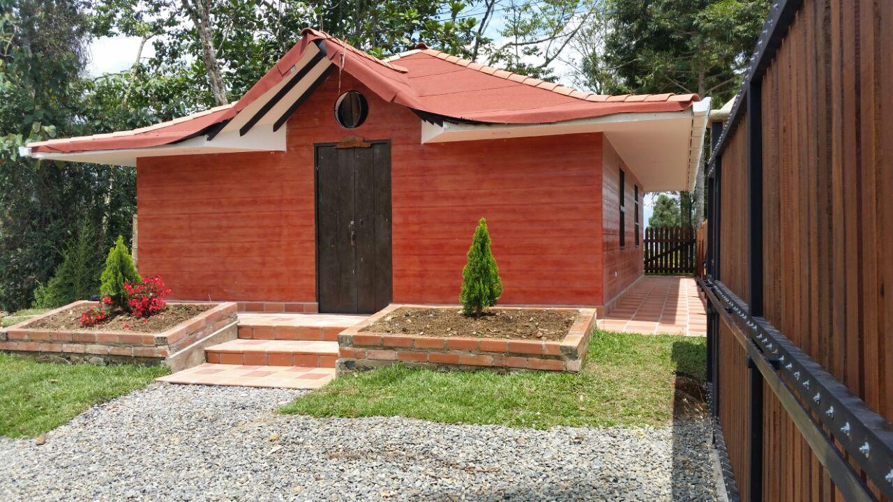 Cabaña La Capilla - Suite / Exterior