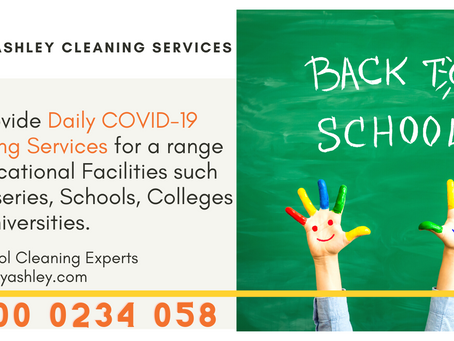 School Cleaning Services Hertfordshire | Contract Cleaners