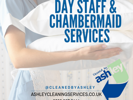DAY STAFF - CHAMBERMAID SERVICES IN LONDON