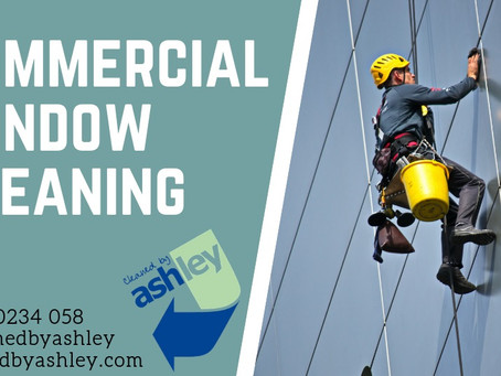 COMMERCIAL WINDOW & SOLAR PANEL CLEANING Nationwide
