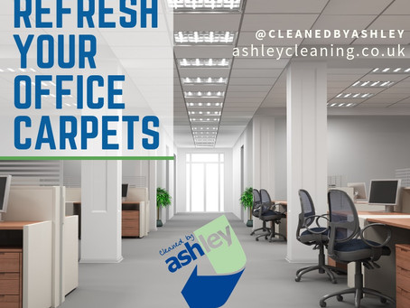 Give Your Office Carpets a Summer Clean