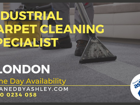COMMERCIAL CARPET CLEANING SPECIALIST LONDON