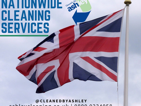 Nationwide commercial cleaning services