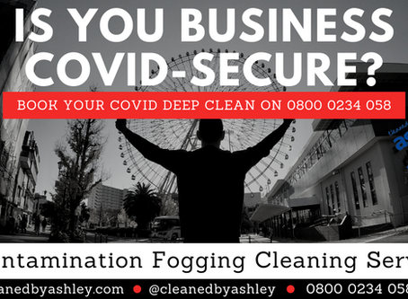 Is Your Workspace COVID-Secure?