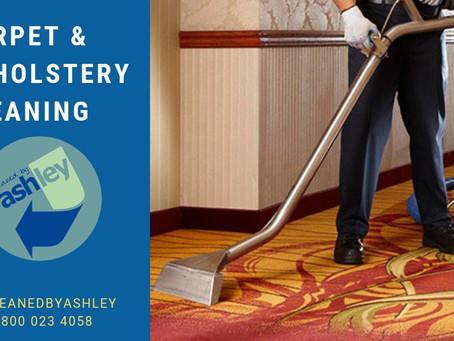 Carpet & Upholstery Cleaning London UK