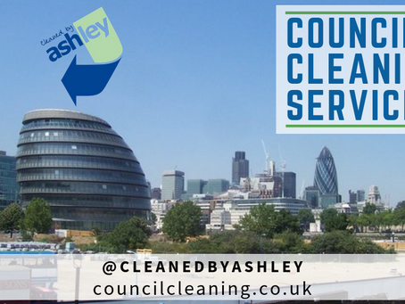 Council Cleaning & Support Services