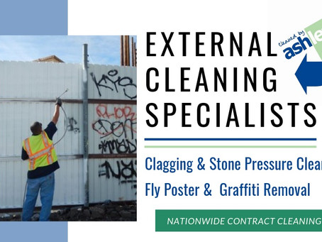 External Cleaning Services London