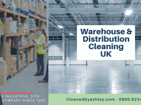 INDUSTRIAL CLEANING SERVICES LONDON