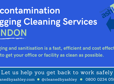 Covid-19 Specialist Deep Cleaning Services UK