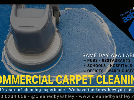 Carpet Cleaning Specialists In London