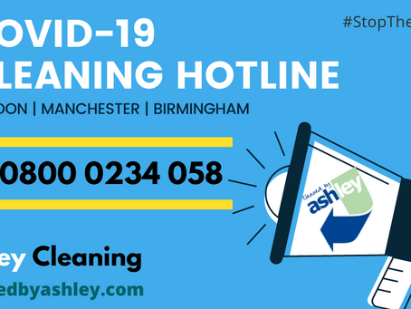 Emergency Covid-19 Cleaning Hotline