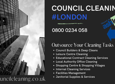 LONDON COUNCIL CLEANING & sUPPORT SERVICES