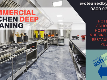 KITCHEN DEEP CLEANING - London