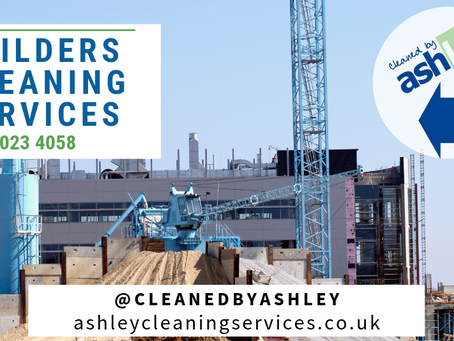 Builders Cleaning Services London | UK