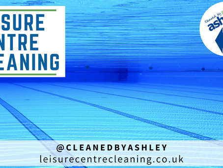 Leisure Centre Cleaning UK