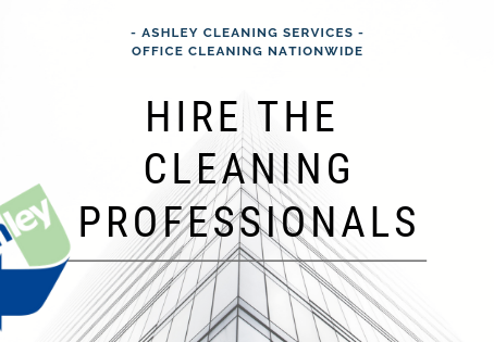 OUTSOURCE YOUR CLEANING TASKS TODAY