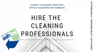 At Ashley Cleaning Services Limited we pride ourselves on the personal touch and give attention to detail. We have been providing the commercial industry with our bespoke services for the last 30 years; our clients are our number one priority.  It is our belief that corporate responsibility is essential to the achievement of our core business objective, which is to deliver sustained quality facility solutions in conjunction with client's demands.