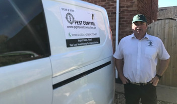 Phil Martin - PGM Pest Control Hereford