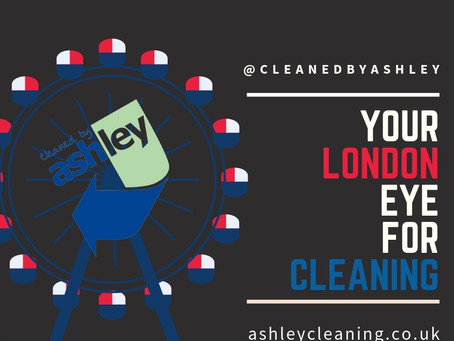 YOUR LONDON EYE FOR CLEANING