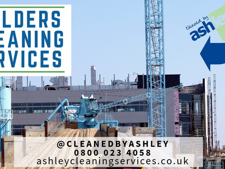 Builders Cleaning Services Nationwide