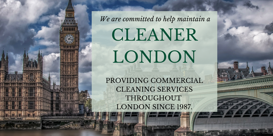 Commercial Cleaning Services London 2018