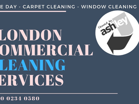 Contract Cleaning Services London | UK