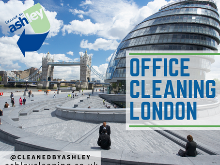 Office Cleaning Specialists In London