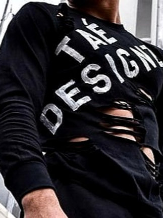 Distressed TD Long Sleeve