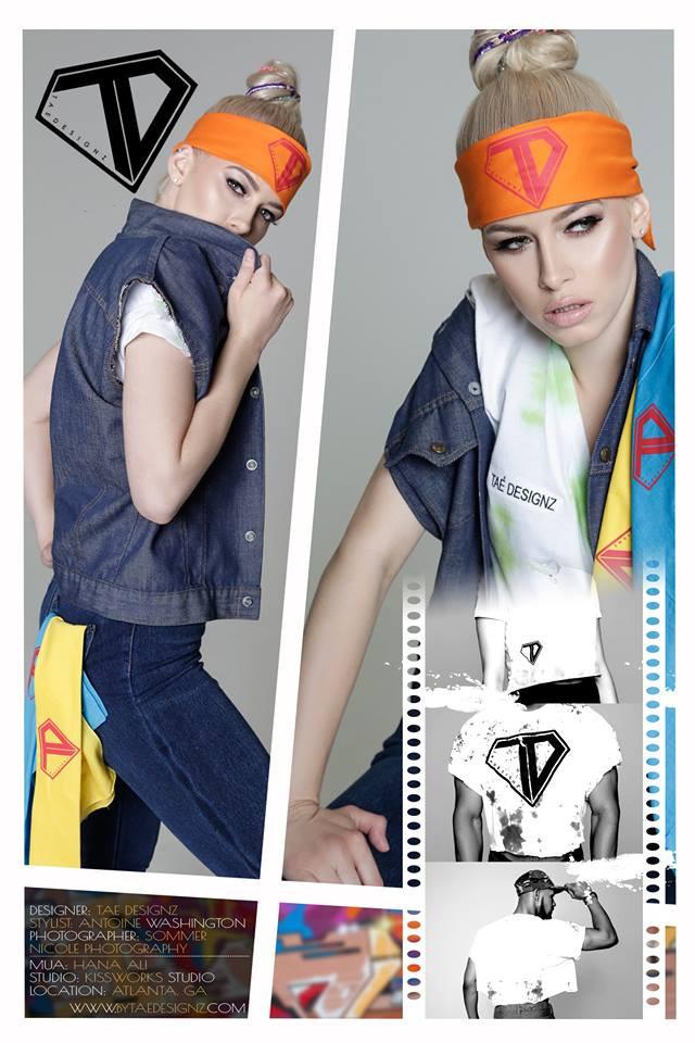 Tae Designz x Lovin' Locs Magazine