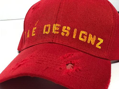 Red Mustard Cap