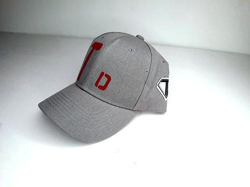Grey TD cap