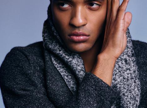 Model Tommy Lee Bennett