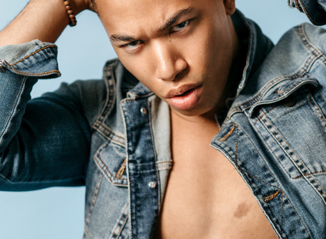 Model Watch Monday's: Branden Lee Hyman