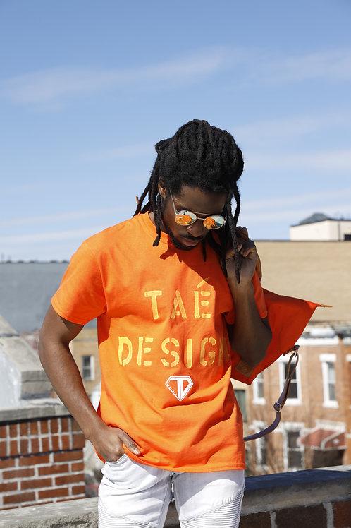 Orange Fever T-Shirt