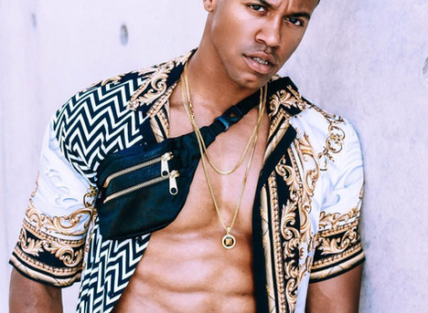 Model Watch Monday's: Hassan Amir Evans