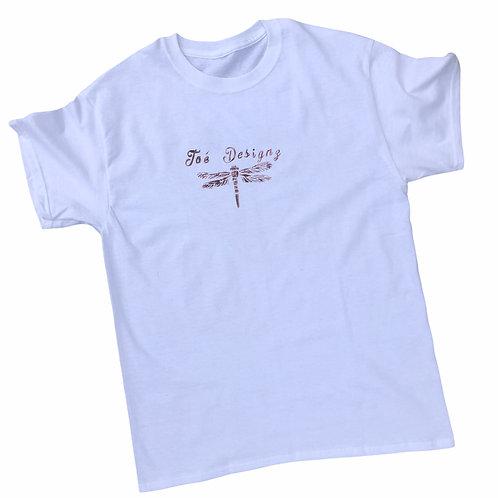 White Chocolate DFLY T-shirt