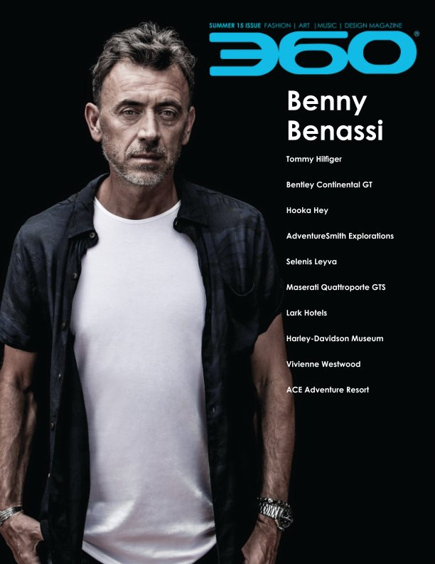 The 360 Magazine