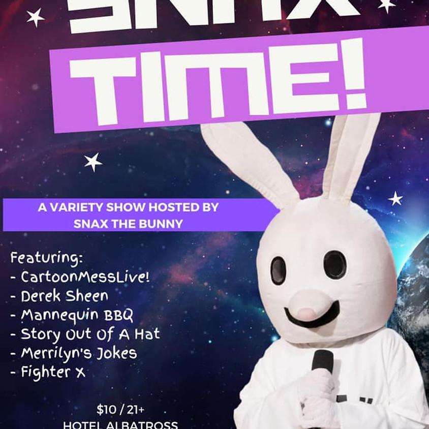 Snax Time @Hotel Albatross