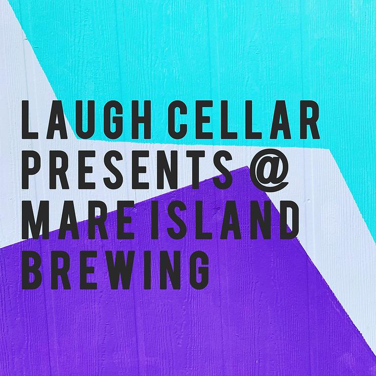 Laugh Cellar Presents @ Mare Island Brewing