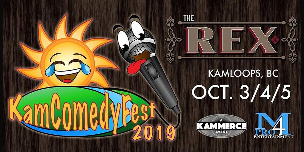 KAMLOOPS COMEDY FESTIVAL-CANADA