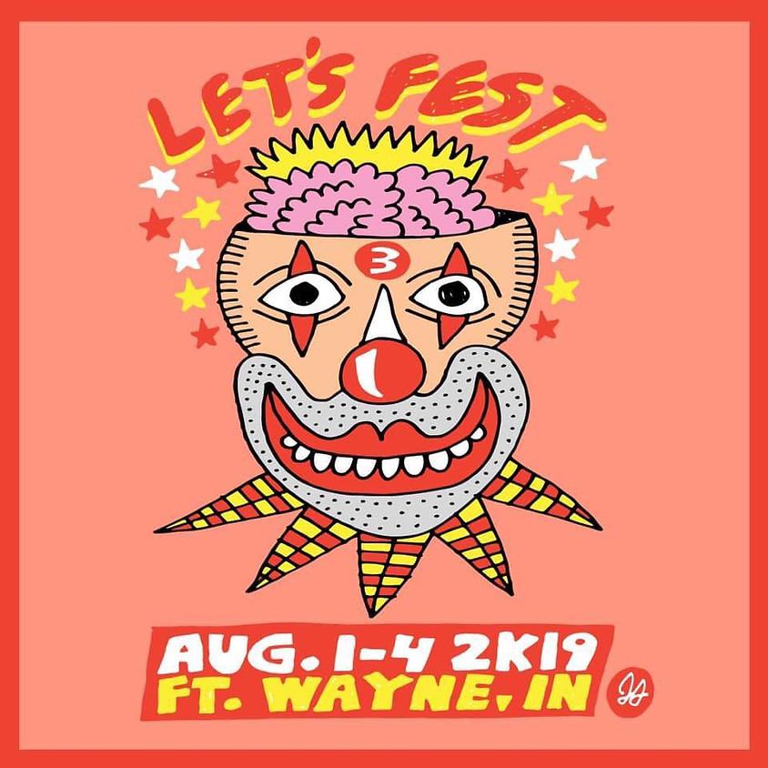 LET'S FEST!! FORT WAYNE, IN
